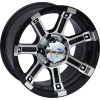 Диск литой OFF-ROAD Wheels для УАЗ черный 5x139,7 8xR16 d110 ET+10