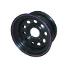 Диск стальной OFF-ROAD Wheels для Тойота, Ниссан, Митсубиши (черный) 6x139,7 8xR17 d110 ET+10