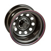 Диск стальной OFF-ROAD Wheels для УАЗ (черный) 5x139,7 12xR16 d110 ET-55