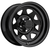 Диск стальной OFF-ROAD Wheels для УАЗ (черный) 5x139,7 8xR16 d110 ET-25 (треуг.)