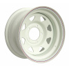 Диск стальной OFF-ROAD Wheels для УАЗ (белый) 5x139,7 8xR16 d110 ET-19 (треуг. мелкий)