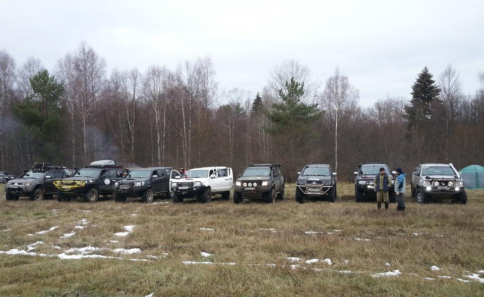 Полная Чухлома / Там в Чухломе 2013