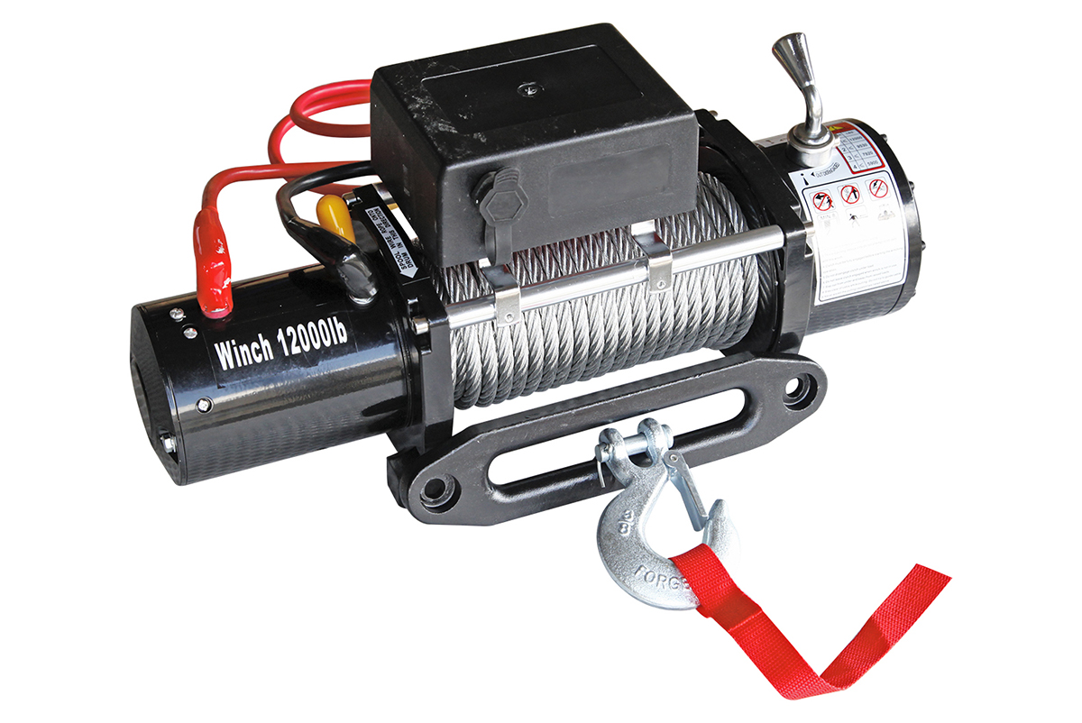 Лебедки Electric Winch